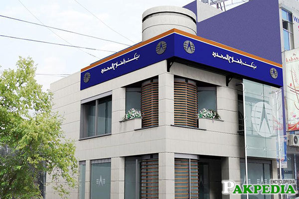 Bank Alfalah Limited