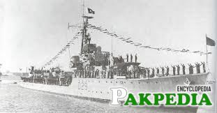 Pakistan Navy An OlD Image