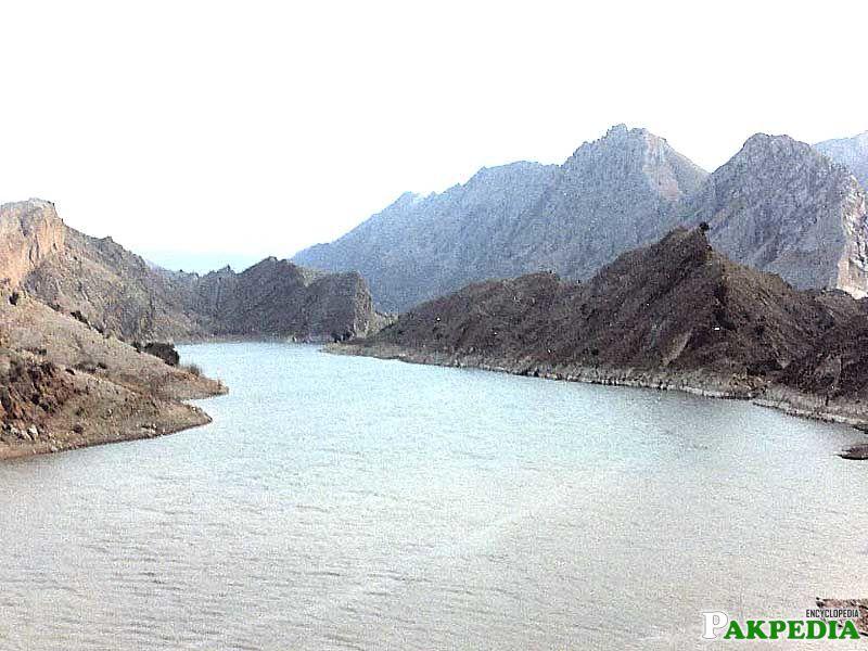 Namal Lake Mianwali Pakistan