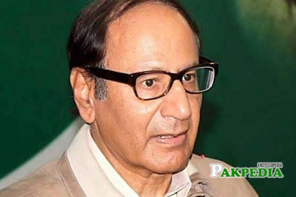 Chaudhry Shujaat Hussain Biography