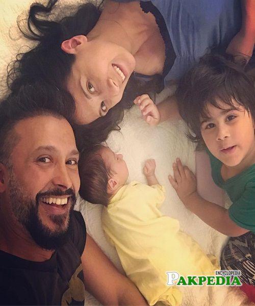 Ali Kazmi Family