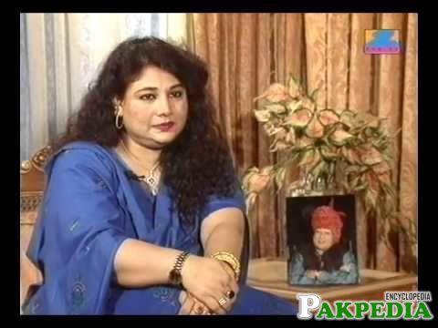Nusrat Fateh Ali Khan wife pic