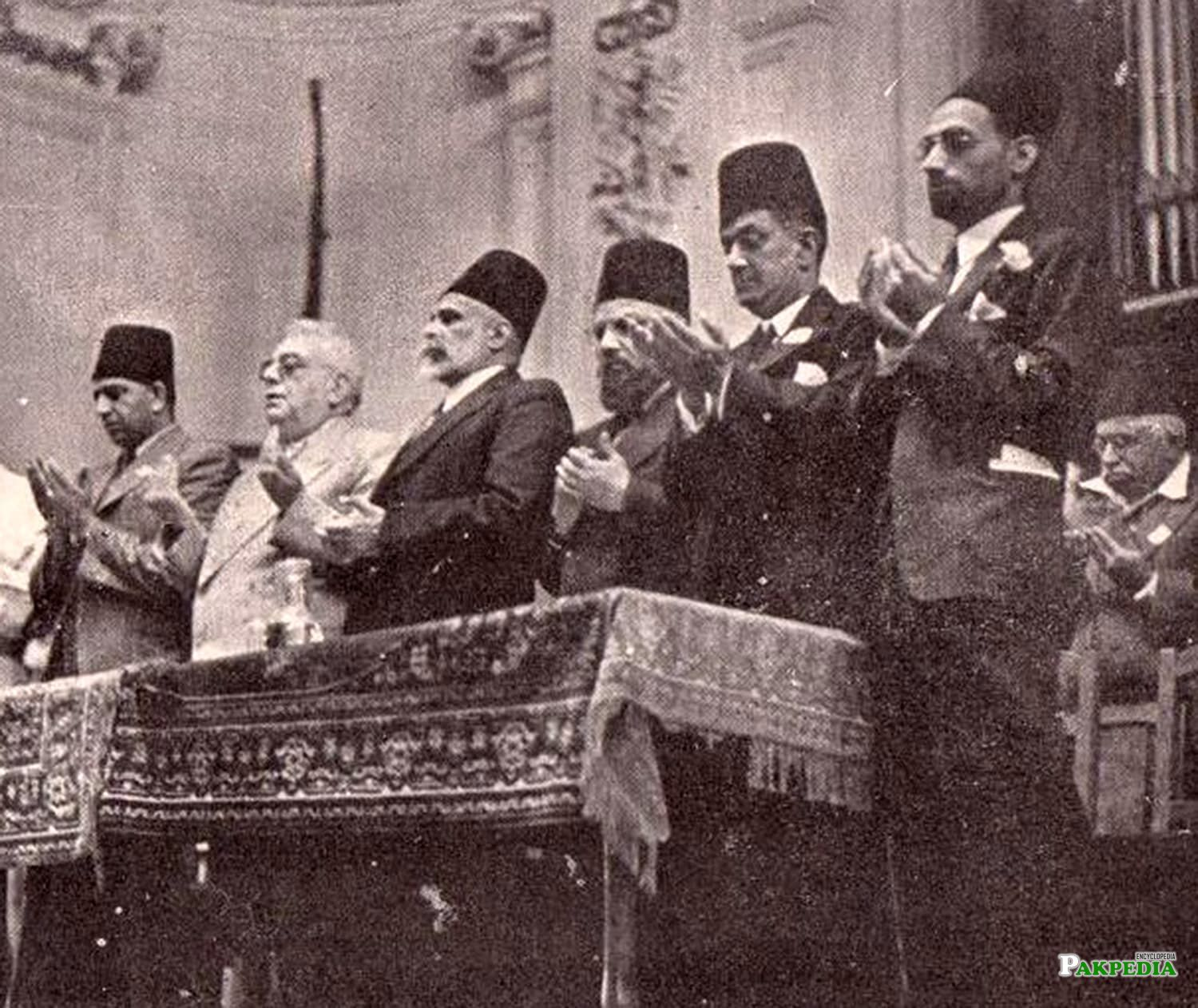 Founding fathers of All india Muslim league