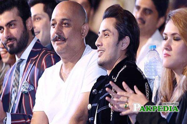 Ali Azmat Awards