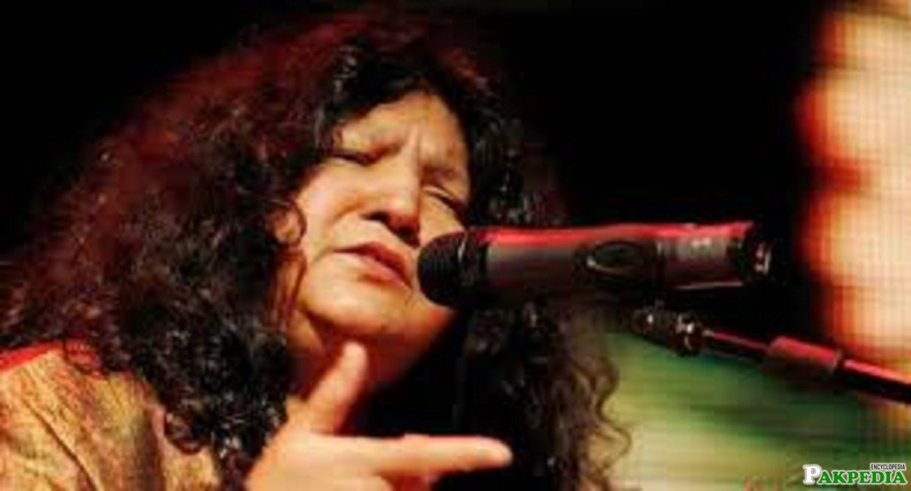 Abida Parveen is the finest singer