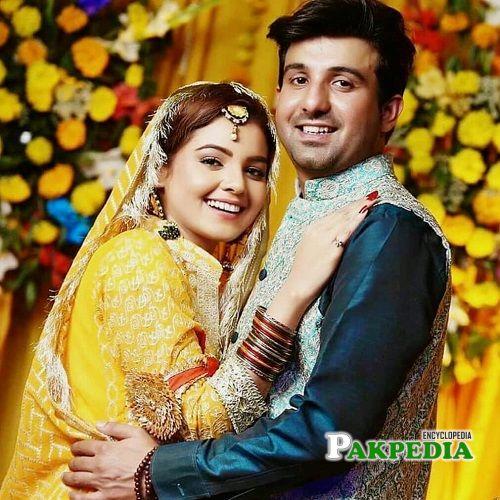 Isha Noor Family