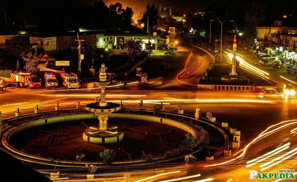 Bahawalpur Night Image