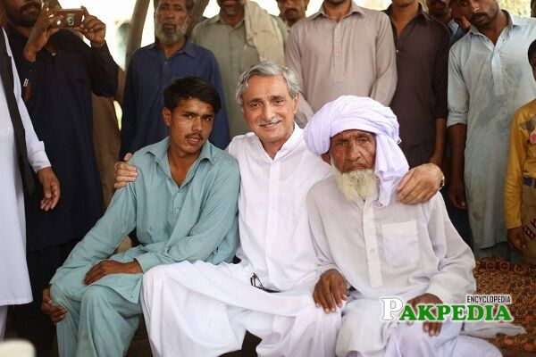 Jahangir Tareen Election result