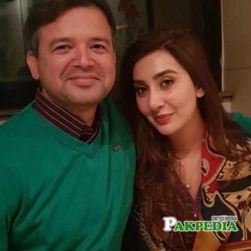 Asma Qadeer Family