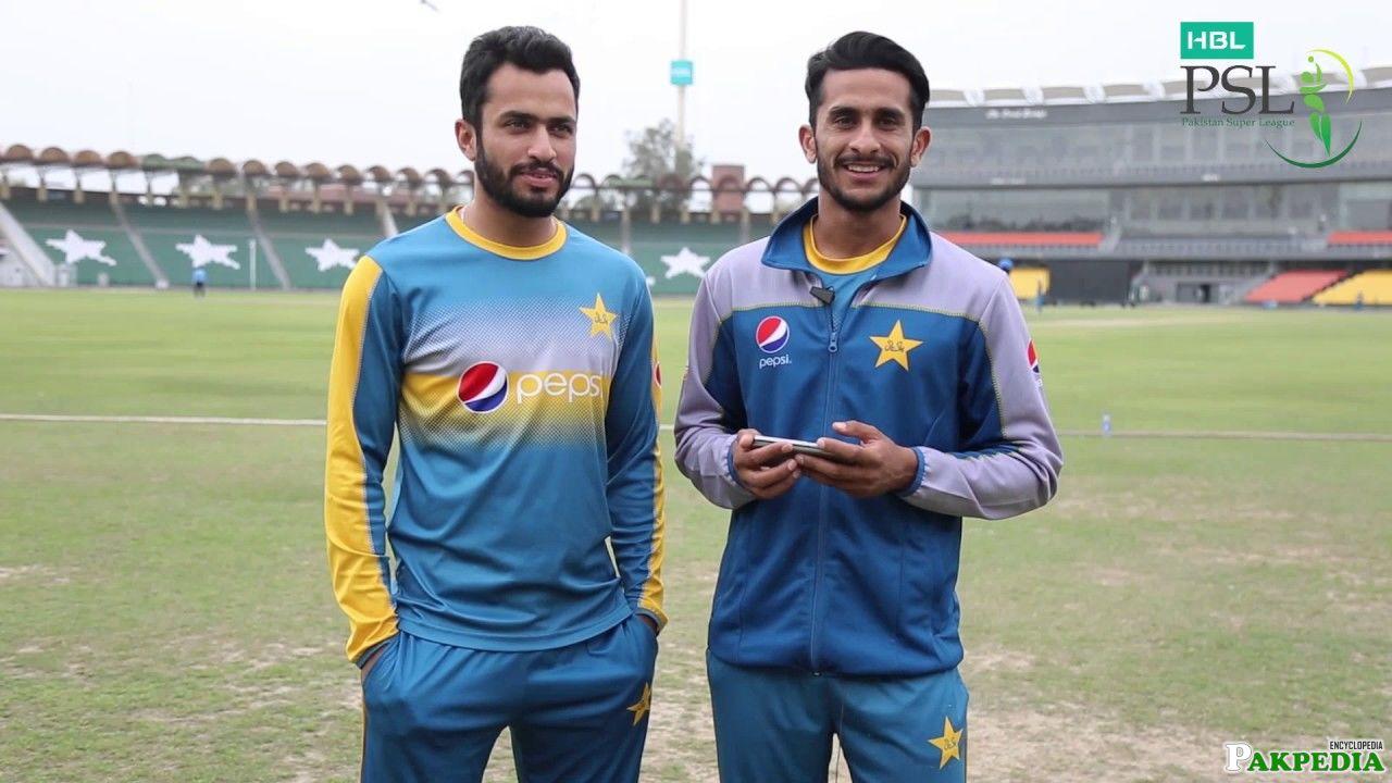 Nawaz and Hassan