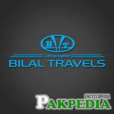 Bilal Travels main logo