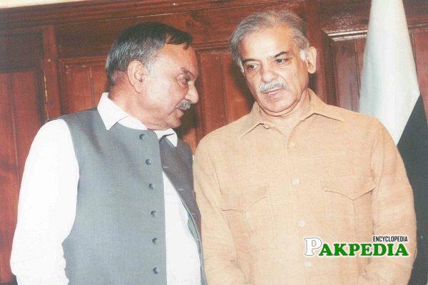 Muhammad Mansha Ullah elected as MPA