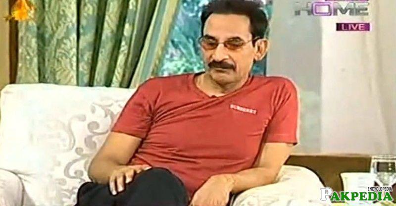 Iftikhar Thakur in morning programe