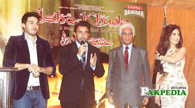 Promotion of Film ( Ishq Khuda )