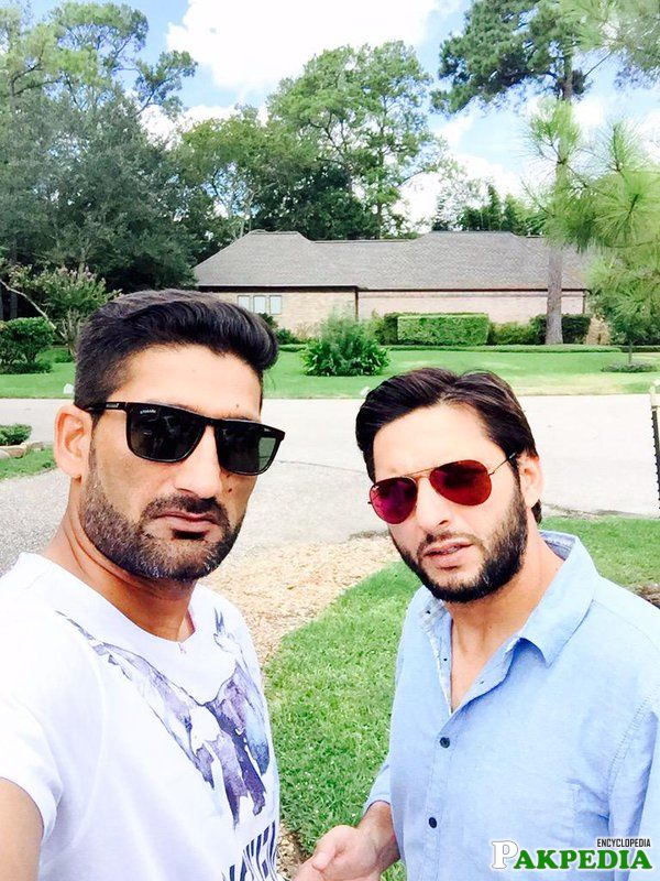 Sohail Tanvir and Lala