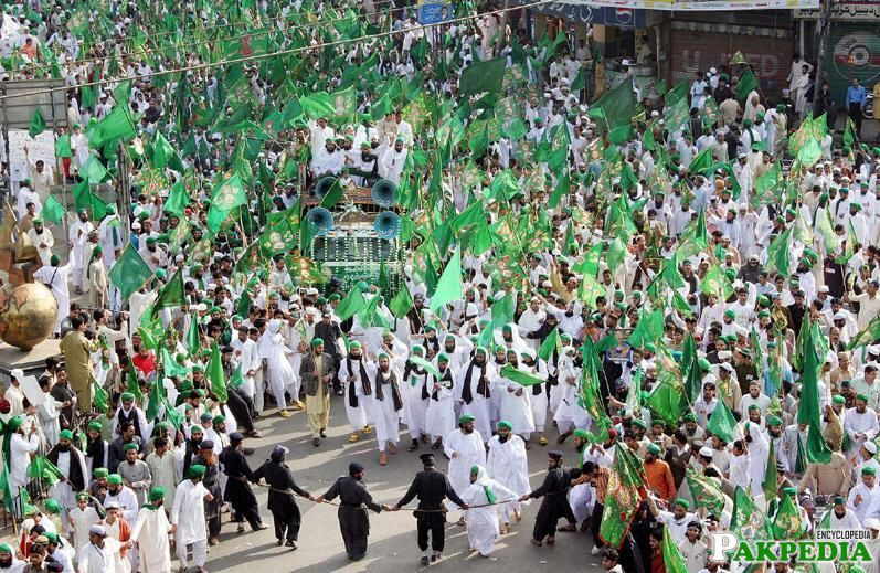 Eid Milad-ul-Nabi (SAW) Celebration