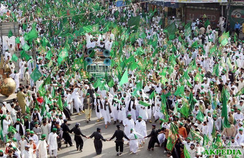 Eid Milad-ul-Nabi (SAW) Celebration