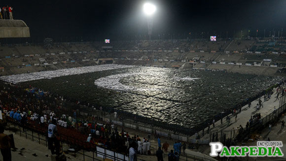 A series of world records were set in Pakistan earlier this week during the annual [url=http://www.pakpedia.pk/doc/Punjab]Punjab [/url]Youth and Sport Festival in Lahore.
