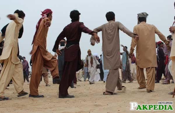 Jhummar Dance