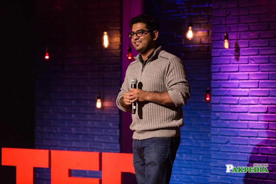 CEO Saad Hamid