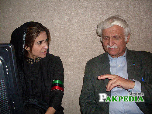 Talking With PPP Member