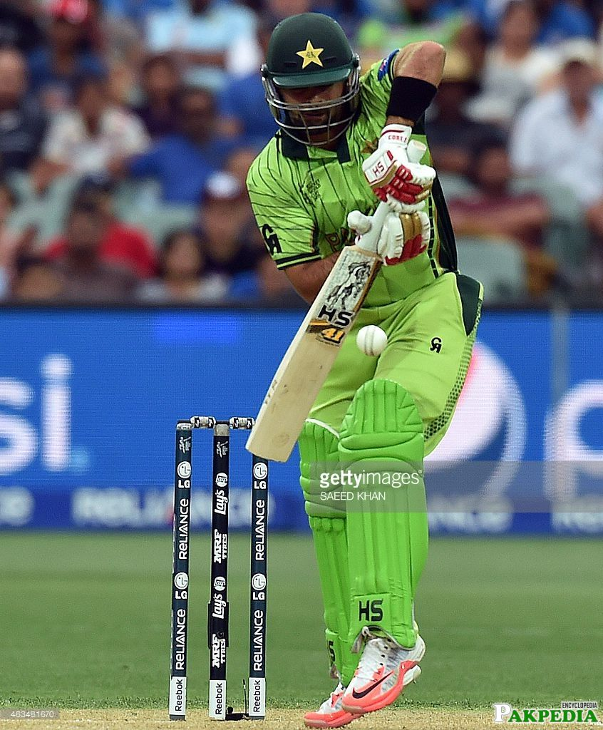 Ahmed Shehzad Super Short