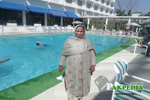 Haseena Begum Biography