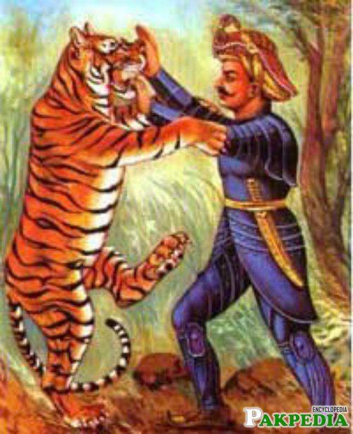 Tiger of mysore tipu sultan The Blood Bath Of Kodavas