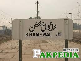 Khanewal Junction