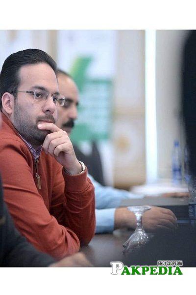 Rais Nabeel Ahmad Biography