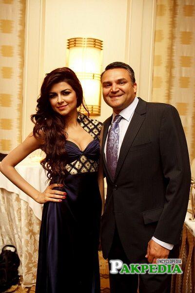 Ayesha Gilani husband