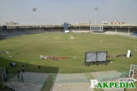 National Stadium Karchi