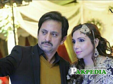 Saleem Mairaj Family