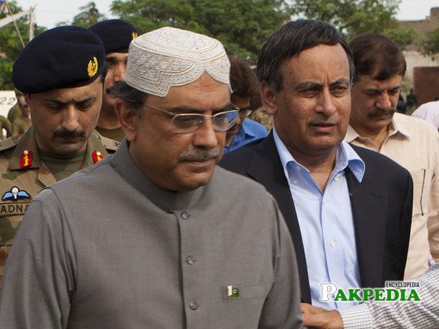 PPP disowned Haqqani