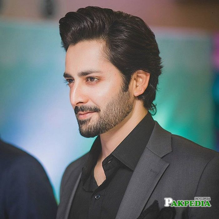 Danish Taimoor biography