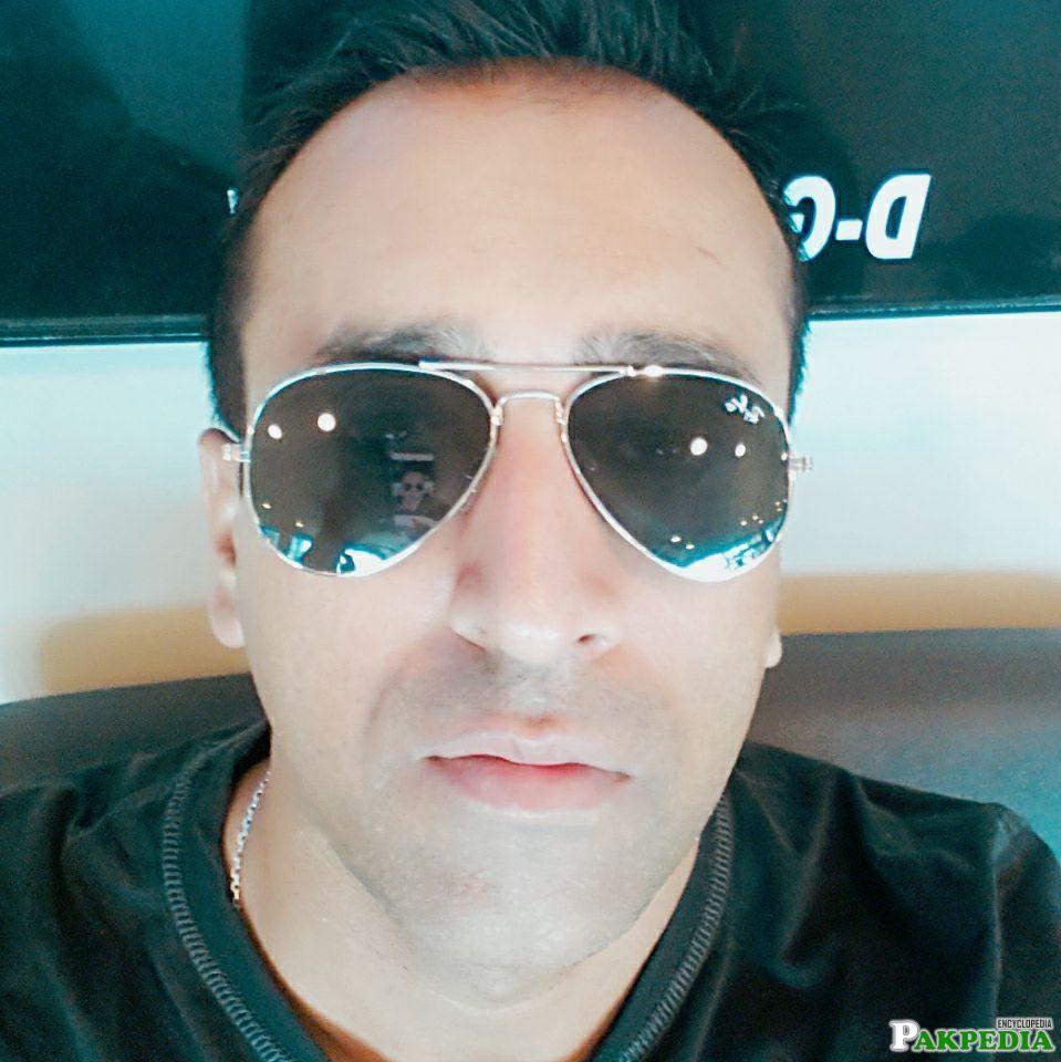 Saeed Bin Nasir Pakistani Crickter