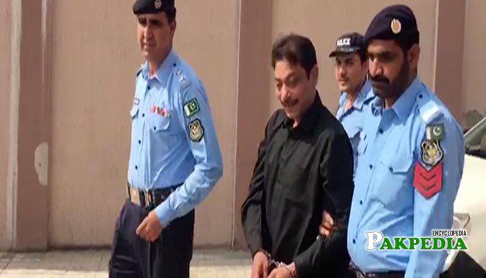 Faisal abidi arrested in defamation case