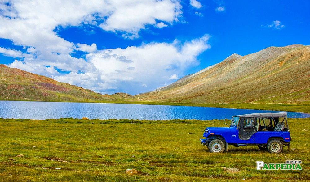 Deosai National Park in Skardu