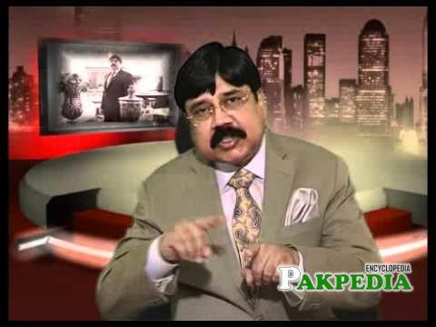 Discusses Pakistan's Problems at Haq TV