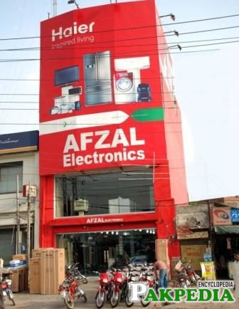 Afzal Electronics is Private Limited Company