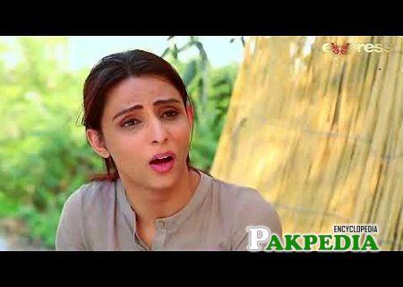 Kami Sid on sets of Dil e Nadan