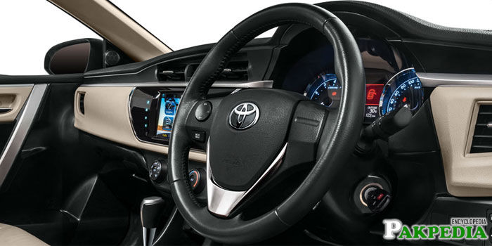 Toyota Pakistan the best Car