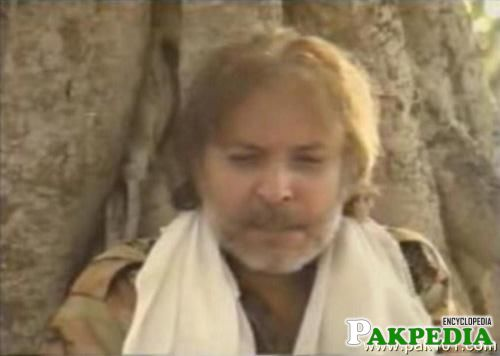 Khayyam Sarhadi act in TV serial