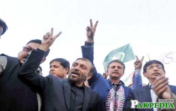Farooq Sattar Pakistan MQM