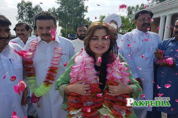 Sumaira Malik elected as MNA