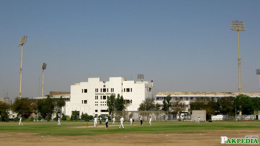 National Stadium Ground