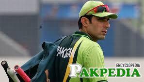 Misbah-ul-Haq having Great Career