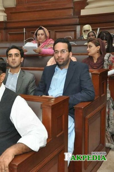 Rais Nabeel Ahmad elected as MPA