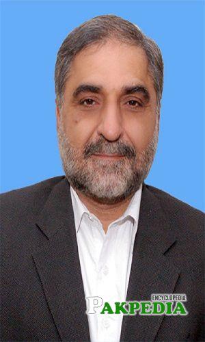 Muhammad Mohsin Leghari Biography