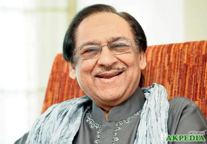 Ghulam Ali in Pakistan